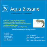 Aquaculture Products