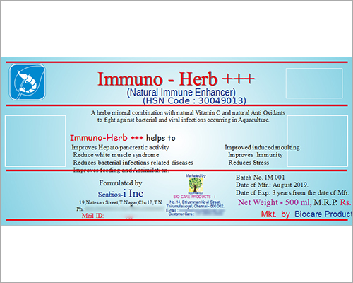 Natural Immune Enhancer Compound
