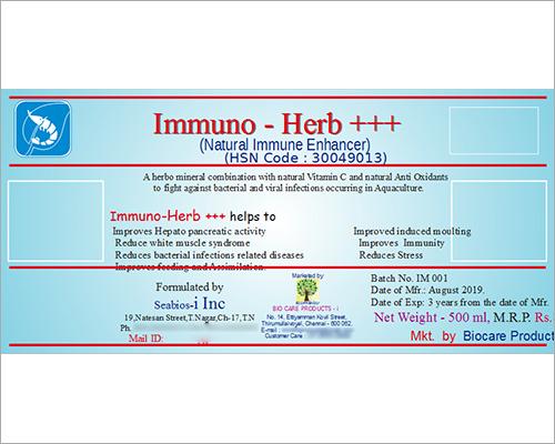 Natural Immune Enhancer Compound