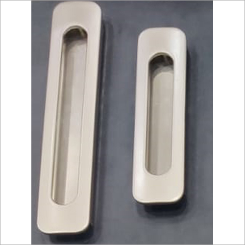 Aluminum Flush Pull Handle Recessed Door Handle