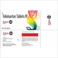 Telmisartan Tablets IP-80