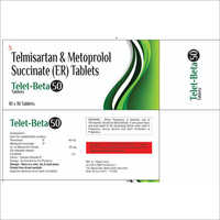 Telmisartan and Metoprolol Succinate (ER) Tablets
