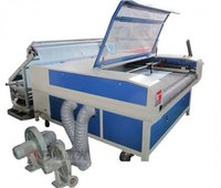AUTOMATIC FEEDING SERIES LASER CUTTING MACHINE