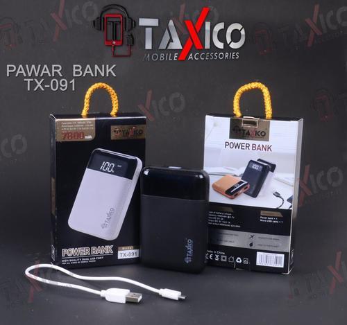 TX-91 (POWER BANK ) 7800 mAH