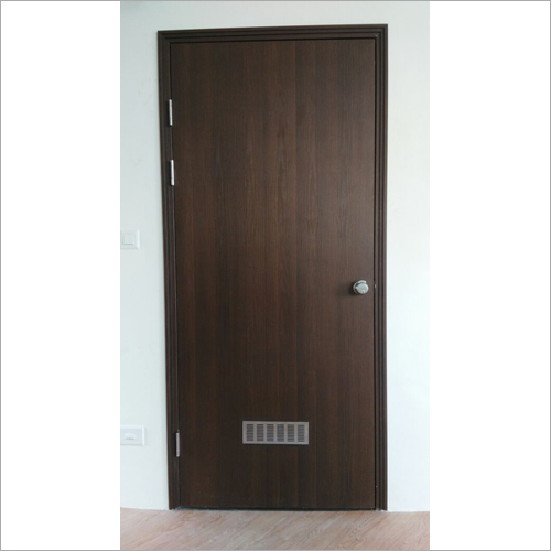 WPC Solid Door