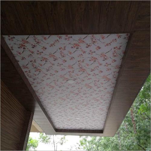 False Living Room Ceiling