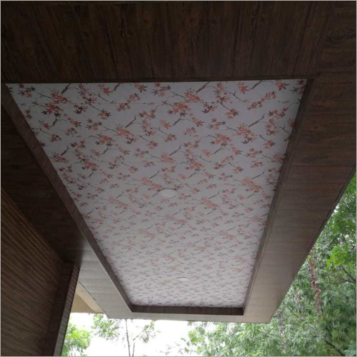 False Living Room Ceiling