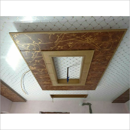 False Bedroom Ceiling