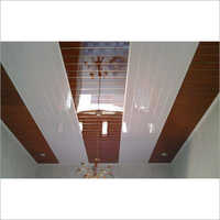 PVC False Design Ceiling