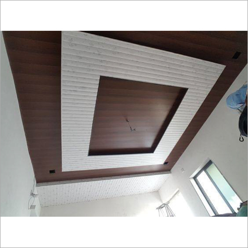PVC False Decorative Ceiling