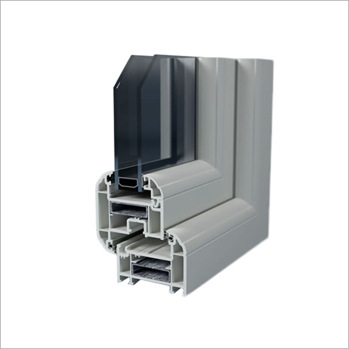UPVC Window Cross Section