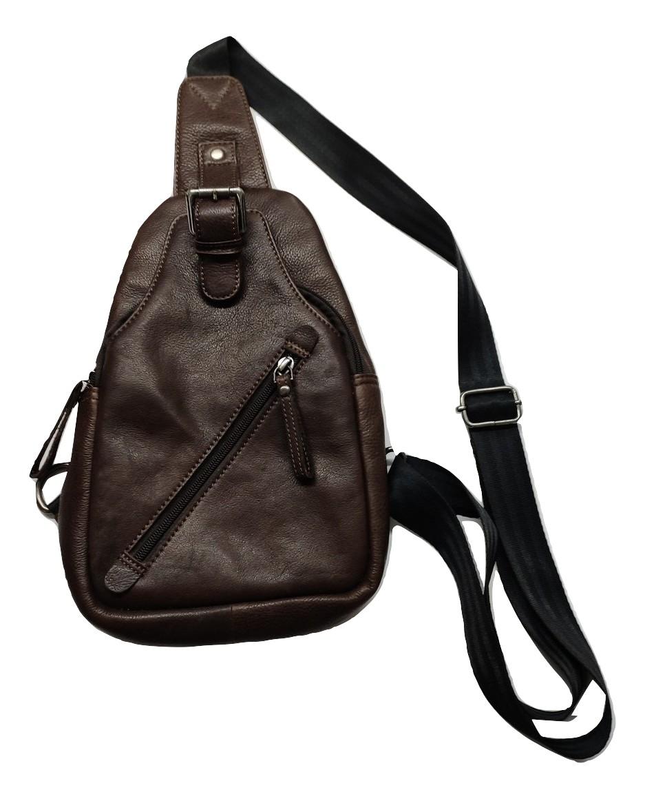 Genuine Leather Cross Body Bag