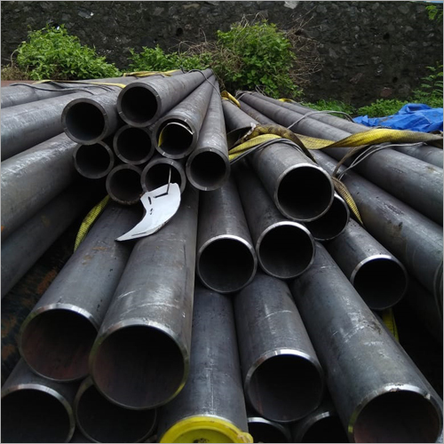 MS Seamless Black Pipe