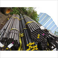 MS Round Seamless Pipe