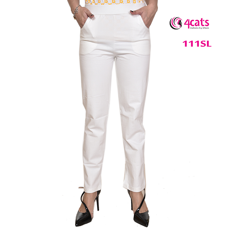 111SL  HIGH CALIBER COTTON STRETCHABLE Trouser