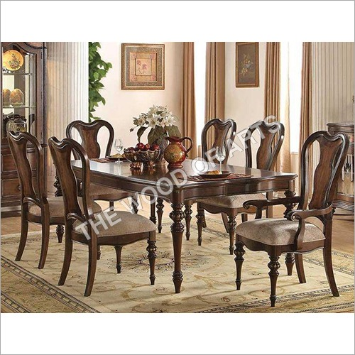 Wooden Dinning Set