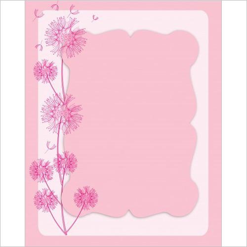 Dandelion Invitation Card Services