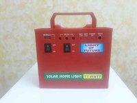 Solar Home Ligt Combo Pack  Including 12 W  12V