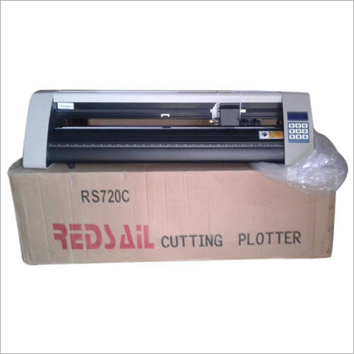 Electric Cutting Plotter Machine