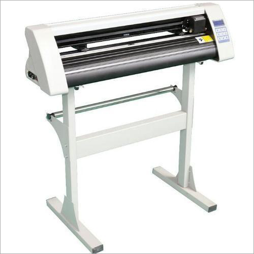Vinyl Cutting Plotter Machine