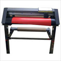 Semi Automatic Cutting Plotter Machine