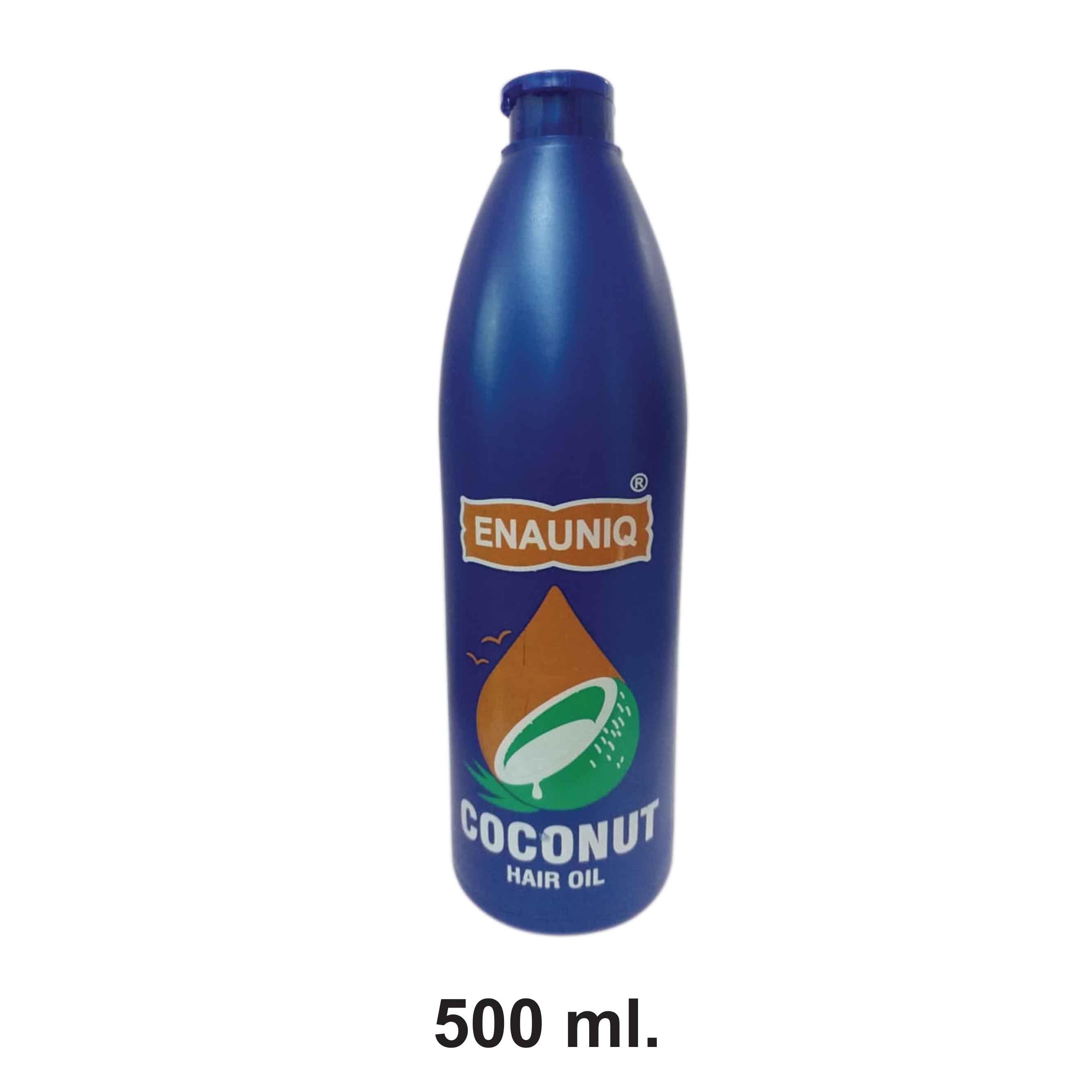 Natural Coconut Hair Oil