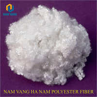 White Hollow Conjugated Non Siliconized Fiber