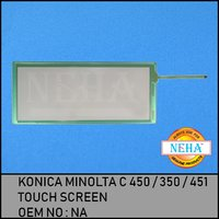 Panel Touch Screen