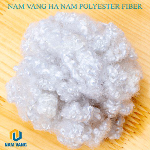 Raw White Polyester Staple Fiber