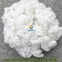 7D-15D X 32-51-64 MM Conjugated Siliconized Polyester Staple Fiber