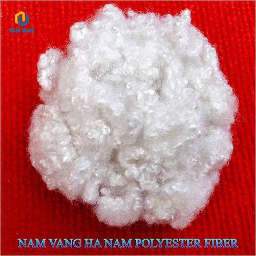 15D x 32-51-64 MM HCS Semi Dull White Regenerated Polyester Staple Fiber