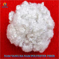 15D x 32-51-64 MM HCS Semi Dull White Regenerated Polyester Staple Fiber