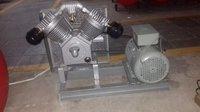 Maruti Borewell Compressor with Crompton Motor