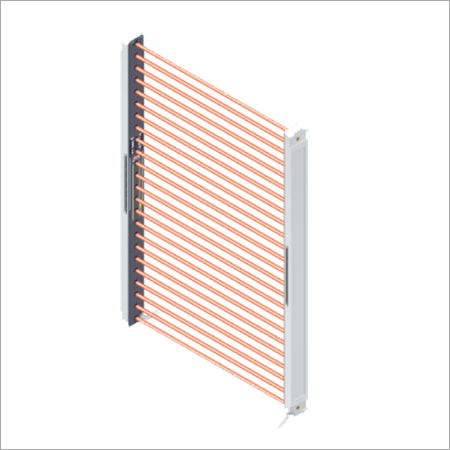 Ultra-slim Light Curtain Type 4 PLe SIL3 SF4C