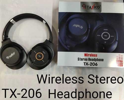 Tx-206 Wireless Earphones