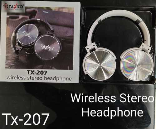 Tx-207 Wireless Stereo Headphones