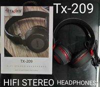 Tx-209 Hifi Stereo Headphones