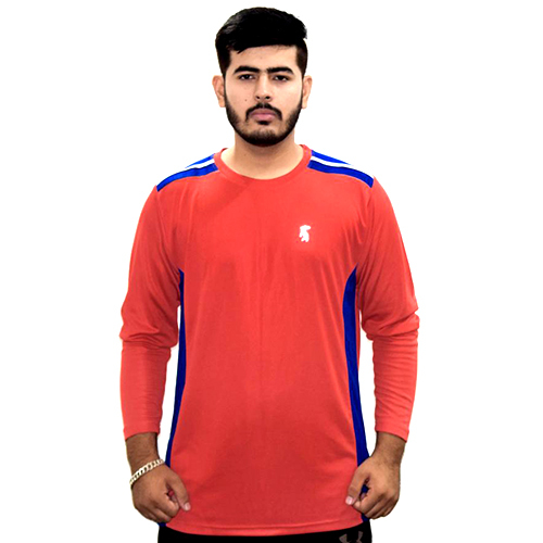 Mens Round Neck Sports T Shirt