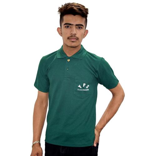 Mens Sports Plain T-Shirts
