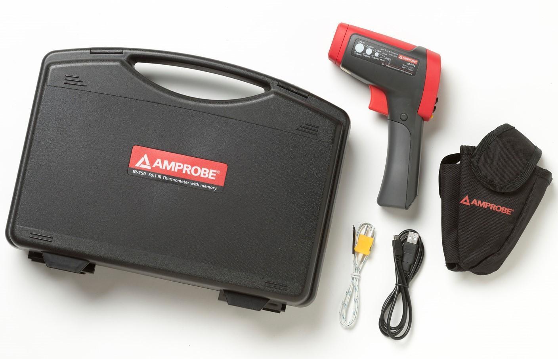 IR-750 AMPROBE, IR Thermometer upto 1550 Deg C