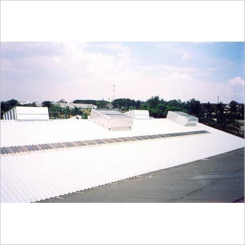 Rooftop Venturi Air Ventilator