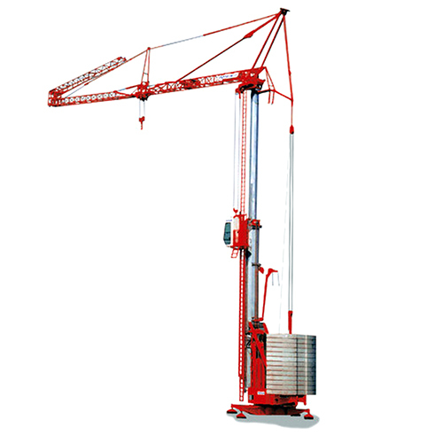 Self Erecting Construction Crane