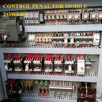 Control Pannel For Mobile Tower