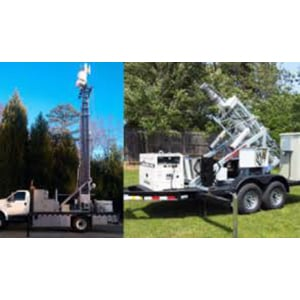 Mobile Telescoping Tower