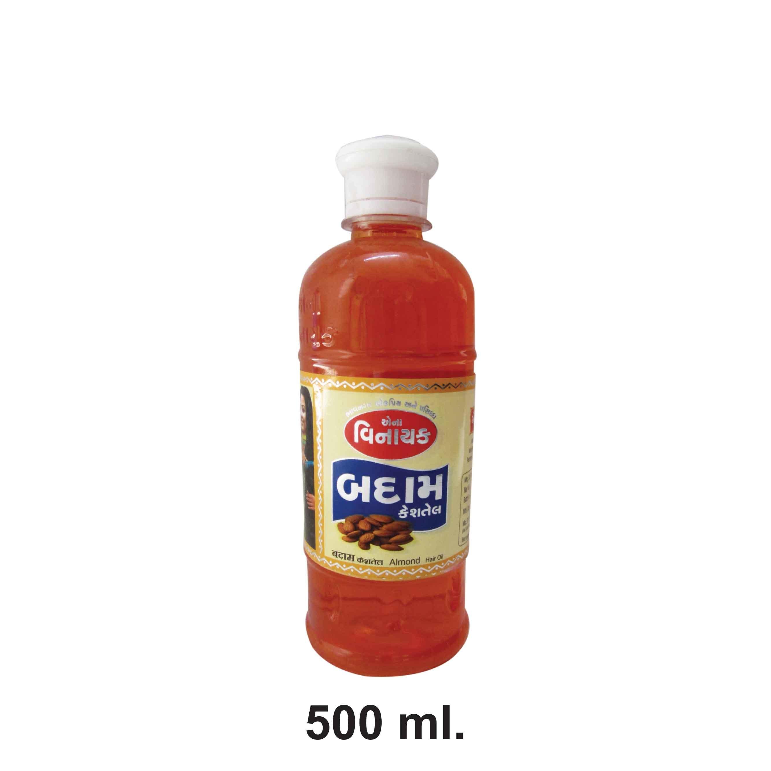 Badam Hair Oil