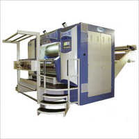 Kier Decatising Finishing Machine