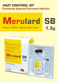 MERUlard SB 1.5 (Injection)