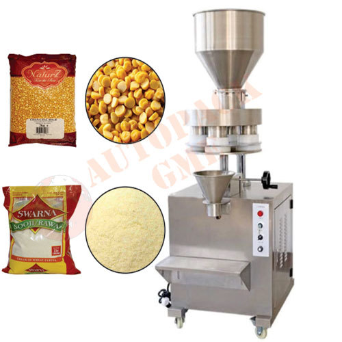 Powder And Granules Filling Machines