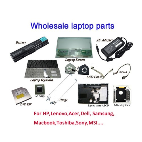 Laptop Critical Spares