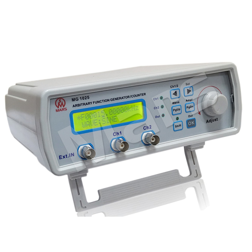 DDS Function Generator 25 MHz with arbitrary waveform